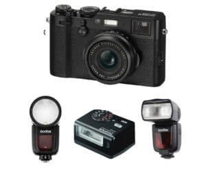 Flash Fujifilm x100f - Catálogo con los tres MEJORES FLASHES para Flash Fujifilm x100f