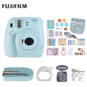 Flash Fujifilm instax mini 9 - Catálogo REAL: tres FLASHES del Flash Fujifilm instax mini 9