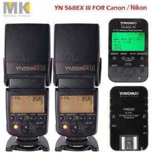 Flash Canon anular TIENDA  ▷ Catálogo TOP 3 mejores FLASHES para Flash Canon anular