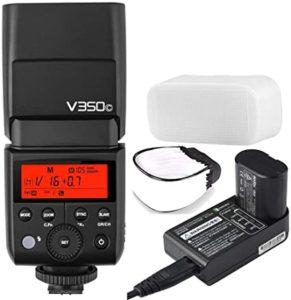 Flash Godox tt350 canon - Precio REAL: TRES mejores FLASHES para el Flash Godox tt350 canon