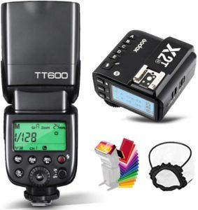 Flash Godox tt685n ➤ Precio con los 3 mejores FLASHES para Flash Godox tt685n