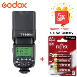 Flash Godox tt685 nikon TIENDA ➤ Catálogo TOP TRES mejores FLASHES del Flash Godox tt685 nikon