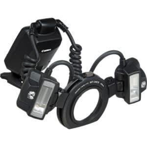 Flash Canon macro twin lite mt-24ex TIENDA  - Precio de los 3 FLASHES para el Flash Canon macro twin lite mt-24ex