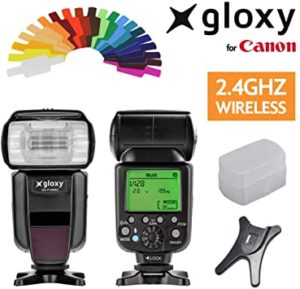 Flash Gloxy gx-f1000 canon TIENDA - Precio Top 3 FLASHES para el Flash Gloxy gx-f1000 canon
