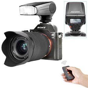 Flash Sony a7r ii - Catálogo REAL: 3 FLASHES del Flash Sony a7r ii