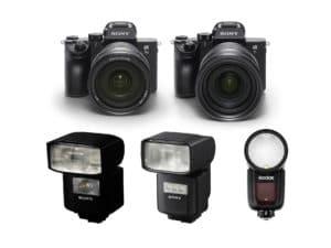 Flash Sony a7r3 - Catálogo de los tres FLASHES para Flash Sony a7r3