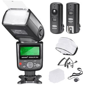 Flash Neewer speedlite 750 ii - Catálogo top TRES MEJORES FLASHES del Flash Neewer speedlite 750 ii