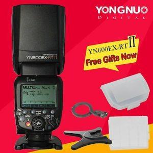 Flash Canon 600 rt TIENDA  ▷ Precio de los TRES MEJORES FLASHES del Flash Canon 600 rt