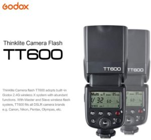 Flash Godox tt600 TIENDA - Precio top TRES mejores FLASHES del Flash Godox tt600