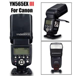 Flash Canon t6i TIENDA  ▷ Catálogo REAL: tres FLASHES para el Flash Canon t6i