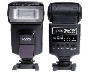 Flash Godox tt560 ii TIENDA ➤ Precio de los 3 mejores FLASHES del Flash Godox tt560 ii