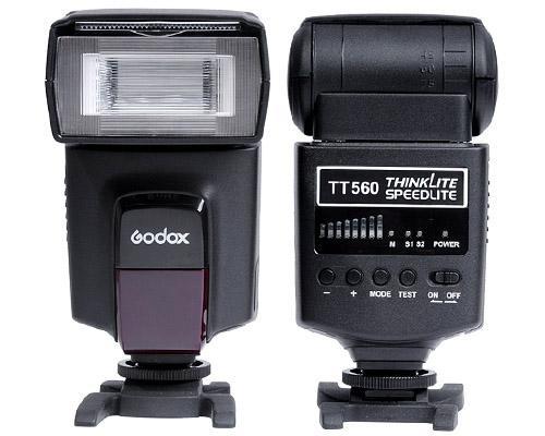 Flash Godox tt560 ii TIENDA Precio de los 3 mejores
