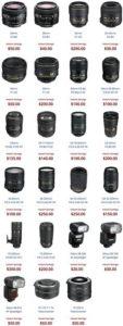 Flash Canon giá rẻ TIENDA  ▷ Precio REAL: 3 FLASHES para Flash Canon giá rẻ