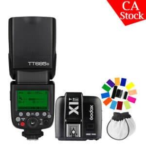 Flash Sony a6400 TIENDA ▷ Catálogo con los tres FLASHES para Flash Sony a6400
